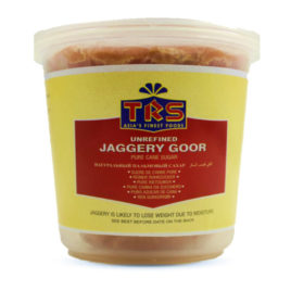 Сахар тростниковый нерафинированный «Джаггери Гур» ( TRS)