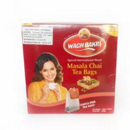 Чай со специями Masala chai tea bags (WaghBakdi, India)