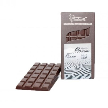 Шоколад черный «C морской солью» (Prodan`s, Украина)