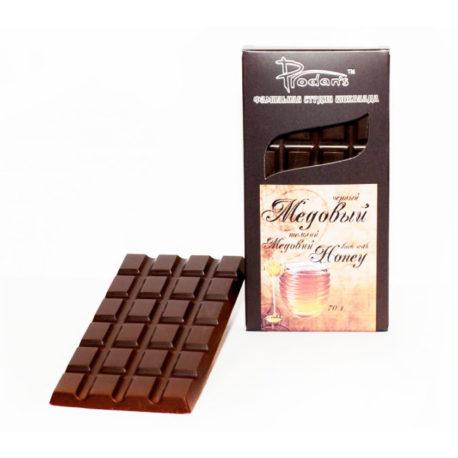 Шоколад черный «Медовый» (Prodan`s, Украина)