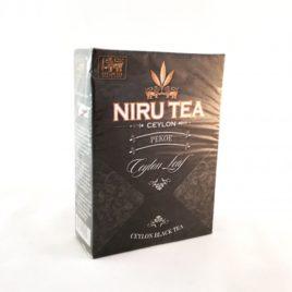 Цейлонский черный чай NIRU TEA «Pekoe» (Шри Ланка)