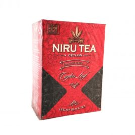 Цейлонский черный чай NIRU TEA «OPA» (Шри Ланка)