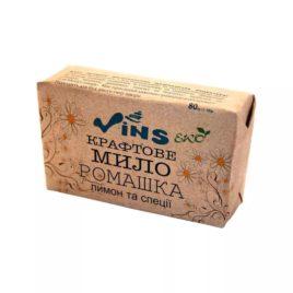 Мыло «Ромашковое» (ТМ «Vins», Украина)