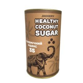 Кокосовый сахар Jaggery коричневий 400 г