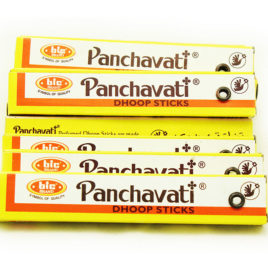 """Безосновные аромапалочки """"Panchavati"""" (India)"""