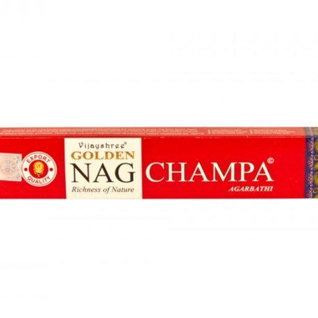 """Благовония Golden Nag """"Champa"""" (India)"""