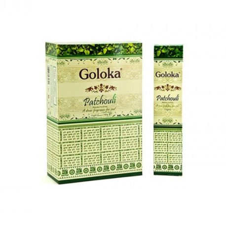 Благовония Goloka «Patchouli» (India)
