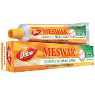 Аюрведическая зубная паста MESWAK (DABUR, India)
