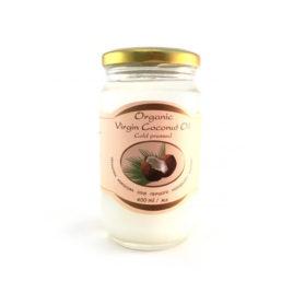 Масло Кокосовое «Органическое» 400мл