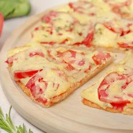 вегетарианская пицца киев
