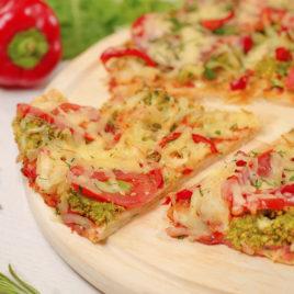 Пицца Овощная 600 г