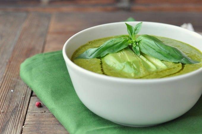 вегетарианские супы киев
