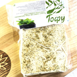 Тофу с морскими водорослями