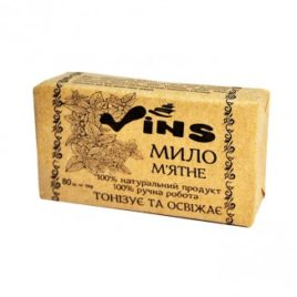 Мыло «Мятное» (ТМ «Vins», Украина)