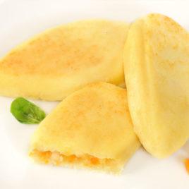 Зраза картофельная с сыром панир
