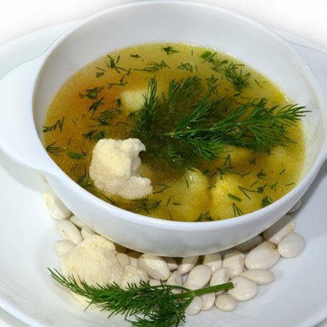 Суп Фасулька