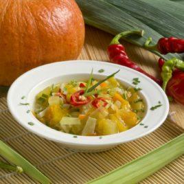 Суп «Чечевичный Антонио»