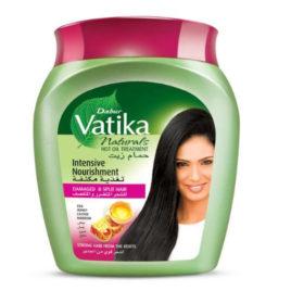 Маска для волос «Интенсивное питание» Vatika (Dabur, Индия)