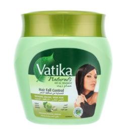 Маска против выпадения волос Vatika (Dabur, Индия)