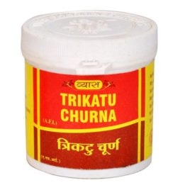 Трикату чурна «Trikatu Churna» (Vyas Pharmaceuticals, India)