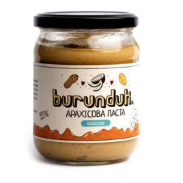 Арахисовая паста «С кокосом»