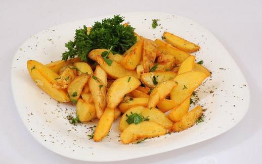 картофель по селянски