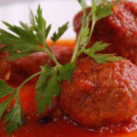 Вегетарианская кофта в томатном соусе