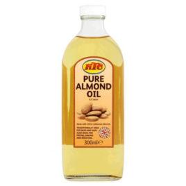 Миндальное масло «Pure Almond Oil» (KTC, England)