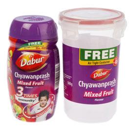 Чаванпраш Дабур «Mixed Fruit» (Dabur, India)