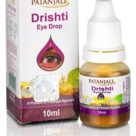 Глазные капли «Drishti» (Patanjali, India)