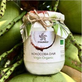 Кокосовое масло, Virgin Organic
