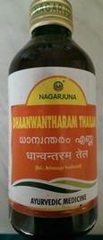 Массажное масло Дханвантарам Тайлам