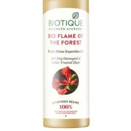 Масло для волос «Лесной огонь», BIOTIQUE