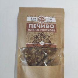 Печенье льняно-ореховое