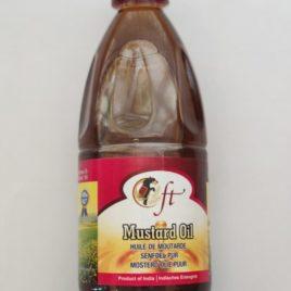Горчичное масло 500мл, Индия