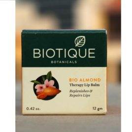 Бальзам для губ «Bio Almond», Biotique