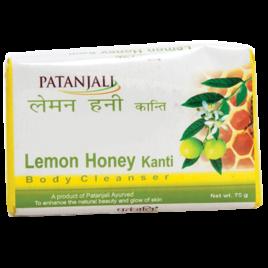 Мыло «Лимон и Мед», Patanjali