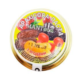 Арахисовая паста с ягодами, Manteca