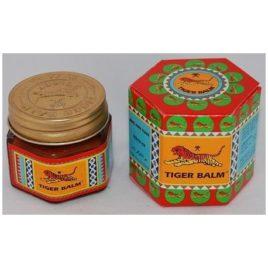 Тигровый Бальзам (красный), Tiger Balm