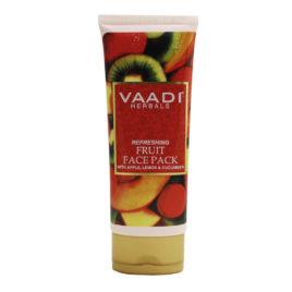Освежающая фруктовая маска для лица, Vaadi