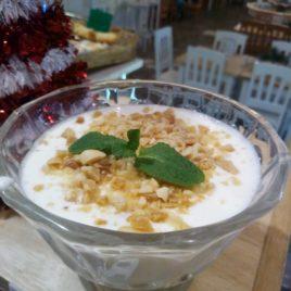 Десерт Вкусная жемчужина