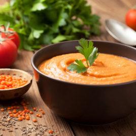 Суп Чечевично-морковный