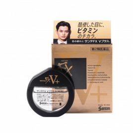 Sante FX V+ — капли для глаз японские