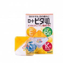 Rohto Vita 40α — капли для глаз японские