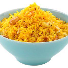 Рис Басмати с куркумой